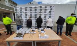 Contundente operación contra el microtráfico en el municipio de Paipa
