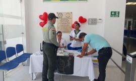 Dirección de Sanidad conmemoró el Día Internacional del Condón