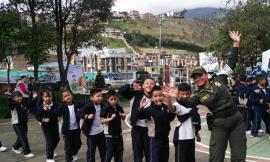 Doscientos pequeños vivieron el sueño de ser Policías por un día