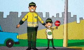 Educación en normas de tránsito