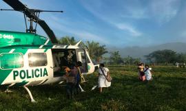 Realizamos evacuación médica en la Sierra Nevada de Santa Marta