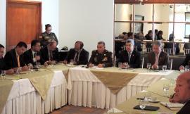 Participación de la Dirección de Sanidad en aniversario de ACORPOL