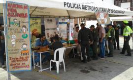 Metropolitana de Bucaramanga de feria con la vida