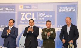 Clausura ZCL POLFA Bogota