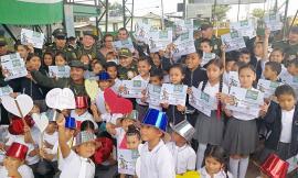 Fueron graduados 480 niños niñas y adolescentes