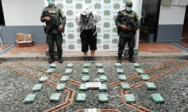 La Policía Nacional en su lucha frontal contra el tráfico de estupefacientes