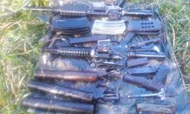 Hallamos-depósito-de-armas-y-municiones-en-Choco