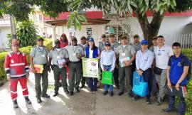 La ESBOL se vincula a la semana del reciclaje