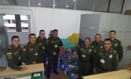 Grupo de Planeación del Departamento de Policía Nariño