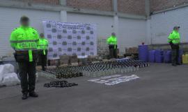 Se saca del mercado licor que sería distribuido y comercializado en Pasto