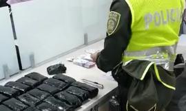 479 millones incautados en el aeropuerto