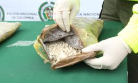 El estupefaciente tiene un valor en el mercado ilegal de $75.000.000