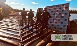 Incautamos-importante-cargamento-de-madera-en-el Litoral-del-San-Juan
