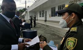 La Escuela de Policía Simón Bolívar recibe a sus estudiantes