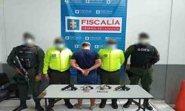 7 armas de fuego y 118 armas blancas han sido incautadas