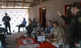 El antiguo punto transitorio de normalización (PTN) en Pondores, se convierte en ahora en espacios territoriales de capacitación