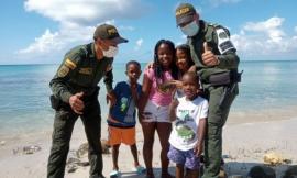 La protección de los niños y niñas en el Archipiélago de San Andrés y Providencia es nuestra prioridad1