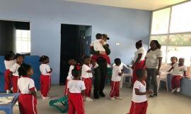 Los-niños-del-CDI-de-huapango-recibieron-la-visita-del-comandante-de-Policía-Chocó