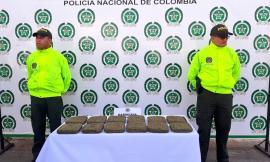 incautación de marihuana en Casanare