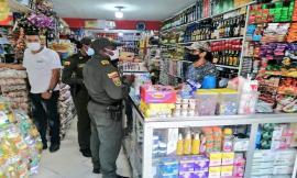 Mejoramos la seguridad en los barrios promoviendo una Policía cercana