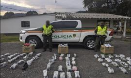 Incautamos $5.000.000 en mercancía de contrabando