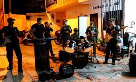 Orquesta aviación Policía Nacional