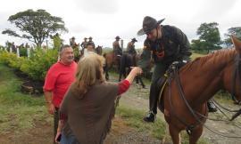 Patrullaje rural Carabineros de Colombia