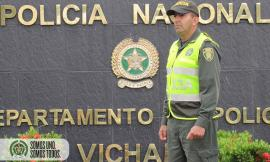 Patrullero Eduin Javier Osorio Giraldo