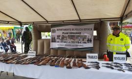 Suspendido el porte de armas de fuego en el departamento de Boyacá