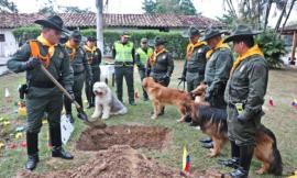 policia-homenaje-canino-bucaramanga