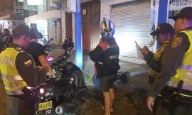 Con marcación de motos, bicicletas y un apoyo del tren administrativo se busca reducir las acciones delincuenciales en toda la ciudad