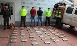 Policía incautó 60.000 gramos de cocaína que tenían como destino la capital llanera