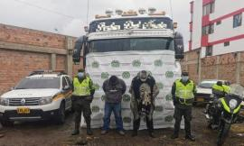 Por tráfico de migrantes, dos capturados en Nariño