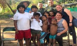 Policía para la gente con nuestras comunidades indígenas