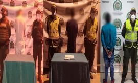 Capturados a tres sujetos en flagrancia por el delito de lesiones personales