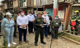 Siete mitos de inseguridad en Quindío y uno más en Barranquilla llegaron hoy a su fin