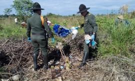 Trabajamos en la recuperación de espacios naturales