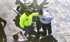 Otros tres sujetos fueron capturados, cuando exigían dinero a un coemrciante