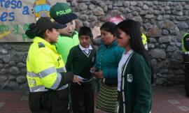 Trabajar juntos por entornos escolares seguros y en paz es el compromiso en este regreso a clases