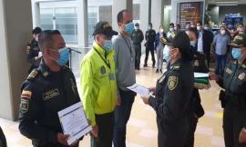 Mediante la implementación de la semana del estímulo policial, 35 uniformados de Policía Tolima fueron exaltados