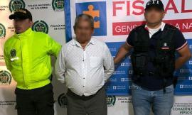 capturado por delitos sexuales contra menores de edad