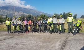 El 3 de diciembre partirá caravana de ciclistas desde Pasto