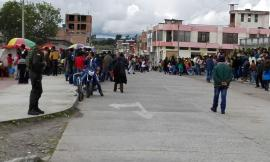 Policía Nacional garantiza la convivencia y seguridad ciudadana