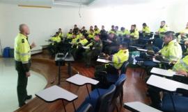 Capacitaciones Escuela de Policía Rafael Reyes