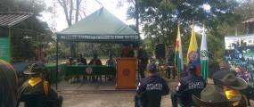 Graduación Diplomado de Operaciones Montadas en la Metropolitana del Valle de Aburra