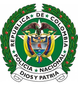 Resultado de imagen para logo policia nacional de colombia