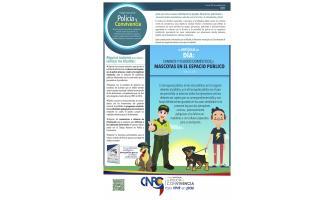 El artículo del día: Caninos y felinos domésticos o mascotas en el espacio público