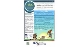 El artículo del día: Comportamientos que ponen en riesgo la convivencia por la tenencia de animales
