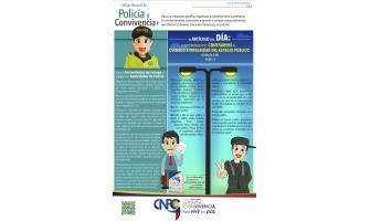 El artículo del día: Comportamientos contrarios al cuidado e integridad del espacio público