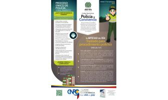 El artículo del día: Traslado para procedimiento policivo